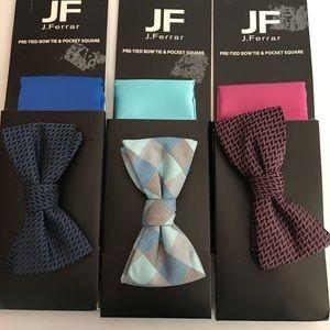 JF Bow ties
